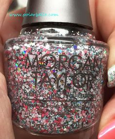 Morgan Taylor Ooh La La Nail Lacquer Collection and Nail Art