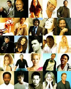 LOST characters.... Lost was shot on location in Oahu, Hawaii. The show lasted 6 seasons; 09/22/04 to 05/23/2010