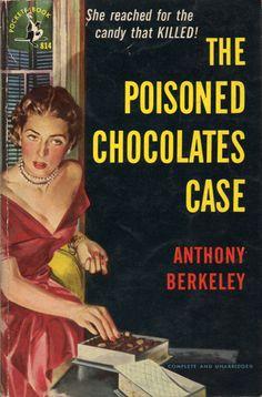 The Poisoned Chocolates Case - Anthony Berkeley - 1929