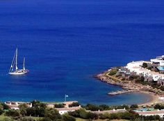Elounda Crete..... fantastic sailing, sea, food resort....
