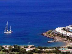 Elounda Crete..... fantastic sailing, sea, food resort....