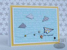 Tarjeta 3flowers - retos de tarjetas + paper piecing + Lawn Fawn + Create a Smile + La Pareja Creativa