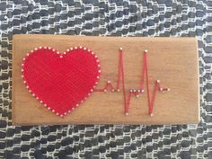 Bible School Crafts, Book Crafts, Arts And Crafts, String Art Templates, String Art Patterns, Jobs In Art, Nail String Art, Mother's Day Diy, Crafts To Make And Sell