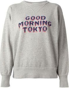 Etoile Isabel Marant 'Hammer' sweatshirt on shopstyle.com