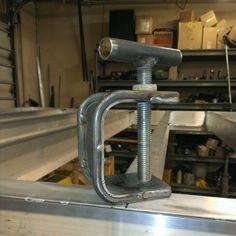 Handmade C clamp