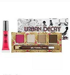 Urban Decay Roller girl palette