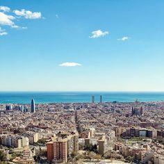 La ciudad condal // Barcelona