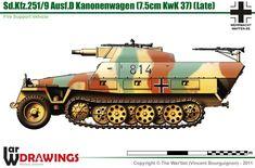 Sd.Kfz.251/9 Ausf.D