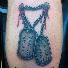 by Jason at Army Tattoos, Military Tattoos, Dad Tattoos, Future Tattoos, I Tattoo, Sleeve Tattoos, Cool Tattoos, Awesome Tattoos, Tatoos