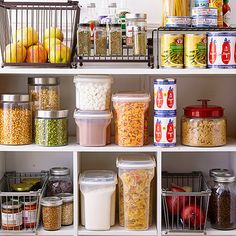 Pantry - Styling - Home