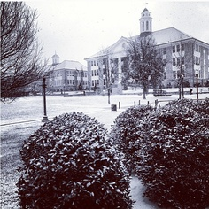 jmu in the snow