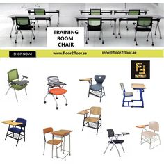 Provide comfortable seating during your training sessions. Get the modular and functional training chairs from Floor 2 Floor Office Furniture. Chair Design, Furniture Design, Student Chair, Office Training, Office Chairs Online, Plastic Folding Chairs, Buy Chair, Commercial Furniture, Functional Training