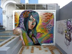 herakut street art - Buscar con Google
