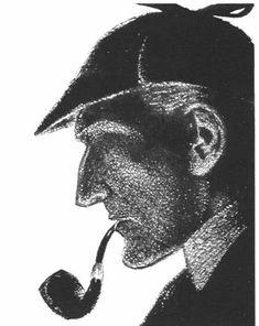 Mystery Sherlock Holmes Art =>> For some NEW adventures with Sherlock Holmes visit Facebook.com/SherlockHolmesZombieSlayer.