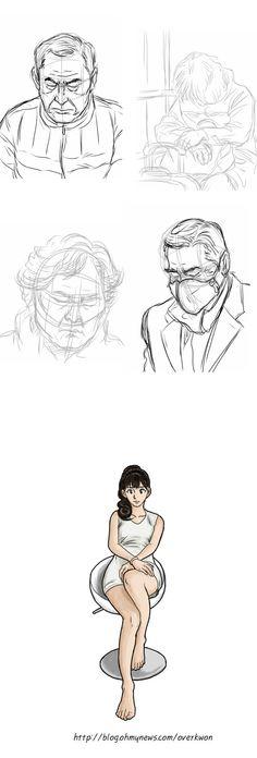http://blog.ohmynews.com/overkwon/527652 오버권 아이패드 스케치 overkwon iPad sketch