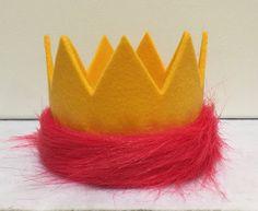 Kion Lion Guard Birthday Crown Lion King by FortuneFavorsTheGold