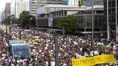 Blog do ANDRÉ LUIS FONTES : PROTESTOS PELO PAÍS NESTE SÁBADO PEDEM IMPEACHMENT...