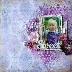 Blue Fern Studios- Courtship Lane -Sweet by Marie-Eve Bernard