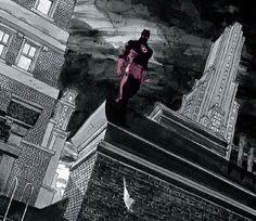Daredevil by Tim Sale