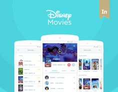 查看此 @Behance 项目: \u201cDisney Movies Anywhere - Mobile App Redesign\u201d https://www.behance.net/gallery/48456699/Disney-Movies-Anywhere-Mobile-App-Redesign