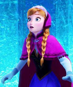 Anna, amazed