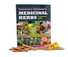 Rosemary Gladstar has a wonderful new book out for herbal beginners!