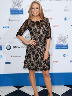 Barbara Schöneberger moderierte den 10.Felix Burda Award
