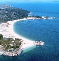Islas CIES ! Galicia SPAIN
