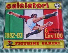 Frammenti e Tormenti: Pillole di ricordi : gli album dei calciatori Panini nei ridenti anni '80.