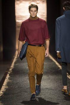 Male Fashion Trends: Berluti Fall/Winter 2016/17 - Paris Fashion Week