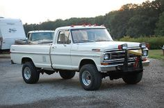 1972 ford truck interior | 1972 Ford Highboy on 2040cars
