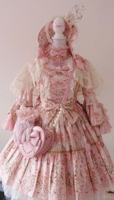 SneezingBubble - Sweetie chandelier Hime coord! <3 Do you like it ?...