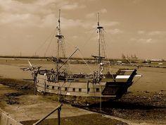 Sailing Ships, Boat, Dinghy, Boats, Sailboat, Tall Ships