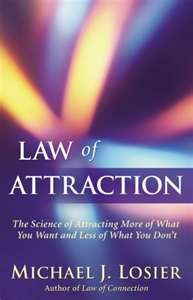 This is a short, but powerful book.  The Law Of Attraction will either work for you or against you - learn more from Michael Losier!