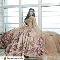 Indian Bridal Lengha Anarkali Suits Ideas For 2019 Pakistani Bridal, Bridal Lehenga, Pakistani Dresses, Indian Dresses, Indian Wedding Dresses, Lengha Saree, Dulhan Dress, Indian Lengha, Ghagra Choli
