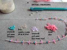how to do Perlen Crochet (aka Turkish loop crochet)