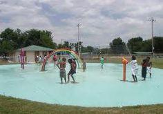 Splash pad in Fayetteville, NC