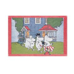 Ekelund Moomin House Placemat  $16.00