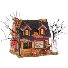 Dept 56 Snow Village Halloween #4051008 - Halloween Party House - Intro 2016 $130.00