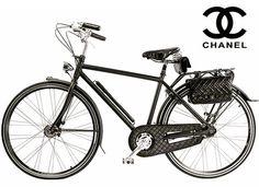 Chanel bike