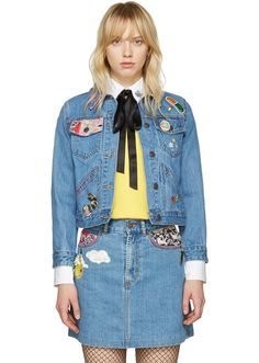 15 Clothes With Patches Details For Spring   StyleCaster
