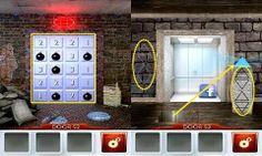 100 Doors Cartoon Level 38 Cheats Escape Saga Level 38