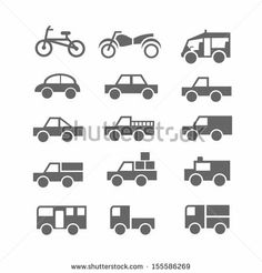 car icons by Boykung, via Shutterstock