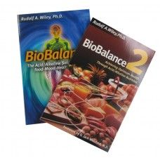 BioBalance 1 & 2 Bundle by Rudolf A. Wiley phD