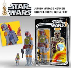 figurine star wars kenner vintage
