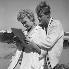 Sandra Dee and Troy Donahue A Summer Place 1959
