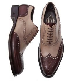 6d864007358 buty borgues ciemnobrązowe Mens Wingtip Shoes