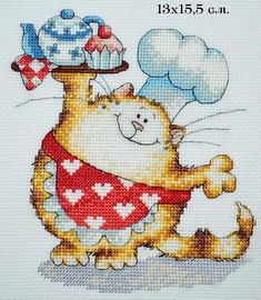 Cats Margaret Sherry/ embroidery to order /cross-stitch Margaret Sherry, Pattern Wall, Wall Patterns, Cross Stitching, Cross Stitch Embroidery, Cross Stitch Patterns, Canvas Frame, Decoration, Needlepoint