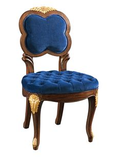 London Mahogany Lapis Velvet Occasional Chair. #maitland #accent