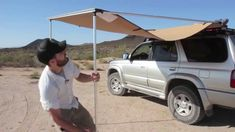 Camping Essentials: ARB Awning